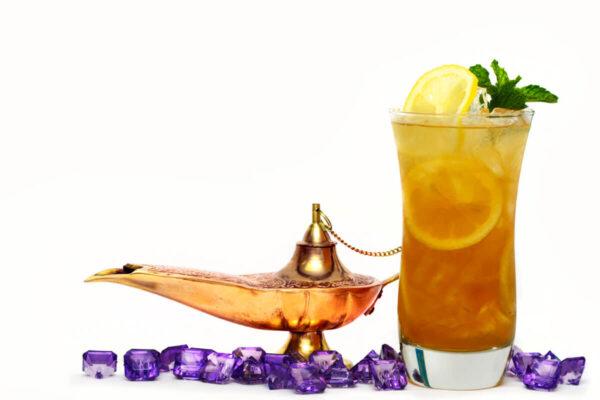 Prince Ali's Fabulous Tea (non-alcoholic) from Aladdin
