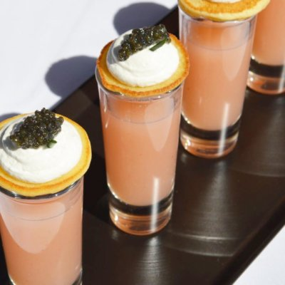 Bellinis and Blinis