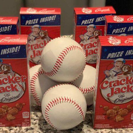 Cracker Jacks for Toni Stone