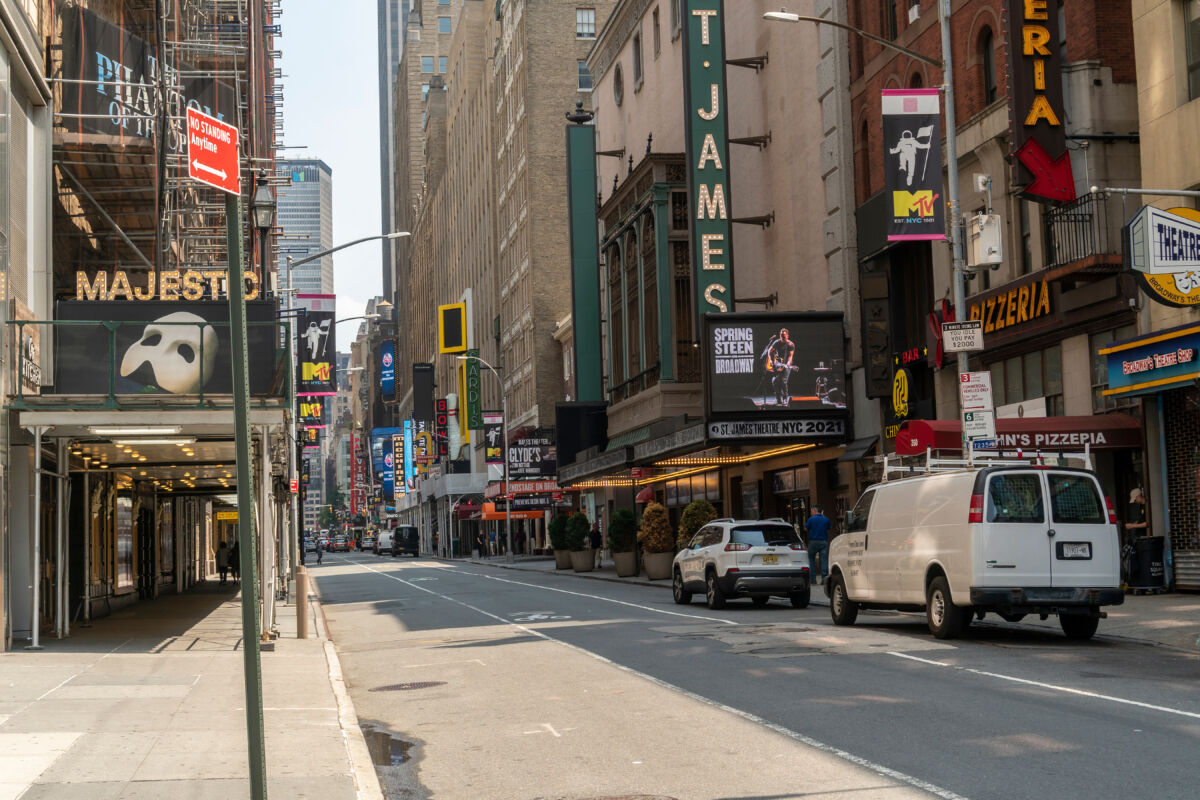 We've Come Home at Last: The Journey Back to Broadway